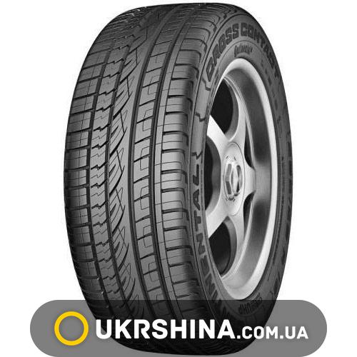 Летние шины Continental ContiCrossContact UHP 225/55 R18 98H