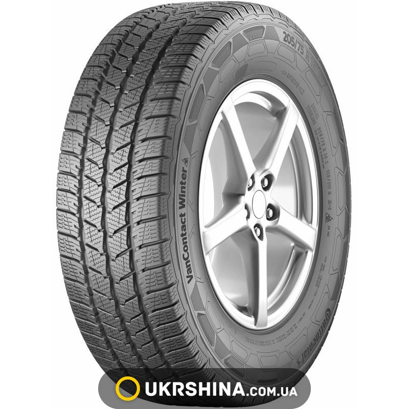 Зимние шины Continental VanContact Winter 215/65 R16C 109/107R PR8