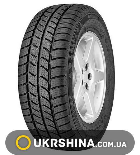 Зимние шины Continental VancoWinter 2 225/55 R17C 109/107T PR8