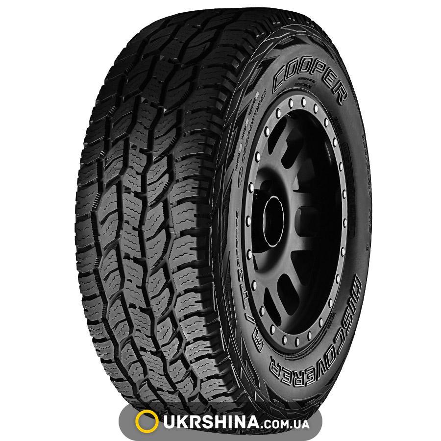 Всесезонные шины Cooper Discoverer AT3 Sport 2 265/60 R18 110T OWL