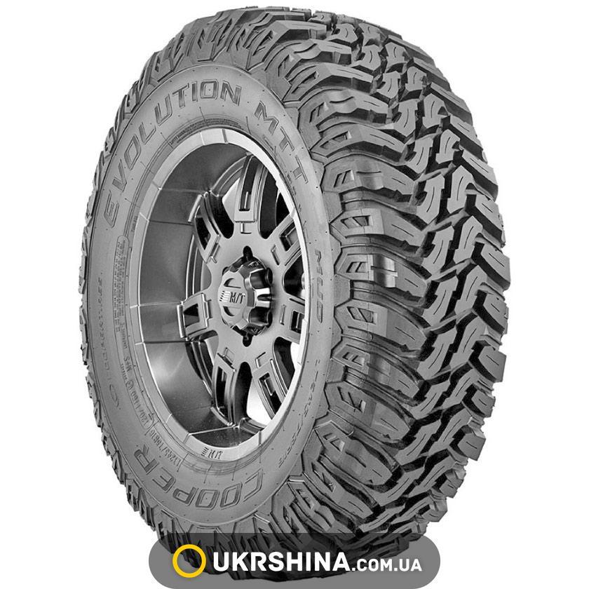 Всесезонные шины Cooper EVOLUTION MTT 245/70 R17 119/116Q