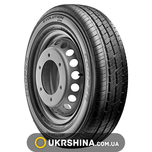 Летние шины Cooper EVOLUTION VAN 195/75 R16C 110/108T