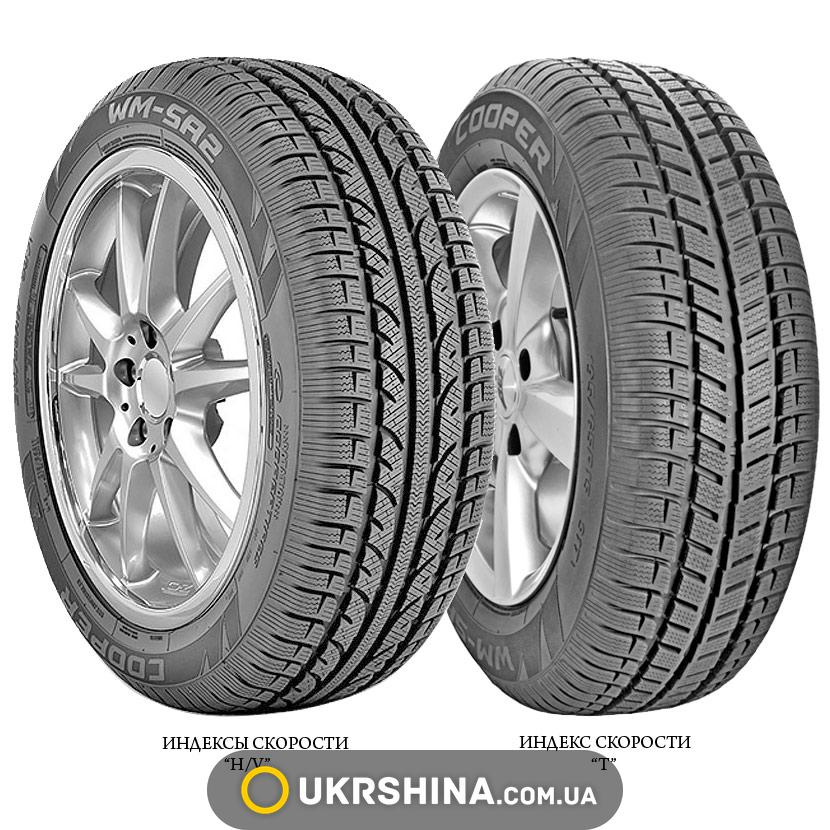 Зимние шины Cooper Weather-Master SA2+ 215/60 R16 99H XL
