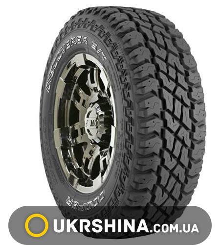 Всесезонные шины Cooper Discoverer S/T MAXX 265/70 R17 121/118Q OWL (под шип)