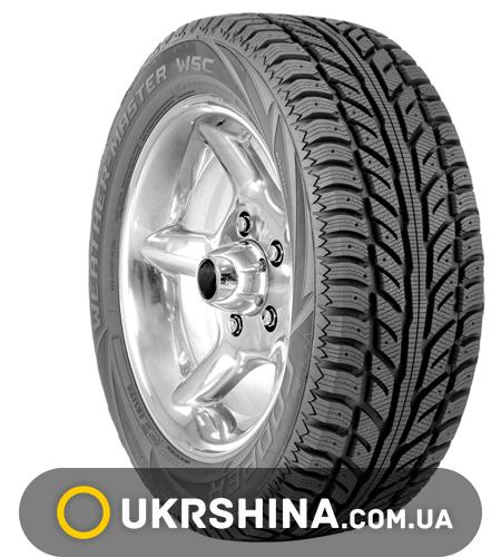 Зимние шины Cooper Weather-Master WSC 215/55 R18 95T (под шип)