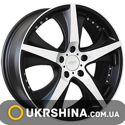 Литые диски Mi-tech D-29 AM/MB W7 R16 PCD5x108 ET38 DIA73.1