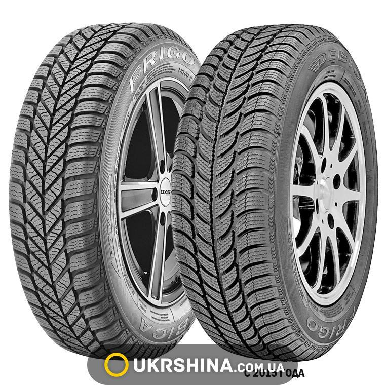 Зимние шины Debica Frigo 2 195/65 R15 91T