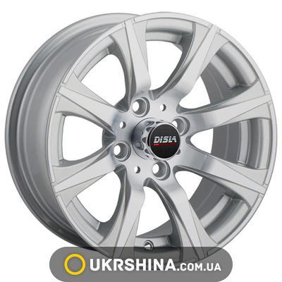 Литые диски Disla Corsica 313 W5.5 R13 PCD4x98 ET14 DIA58.6 S