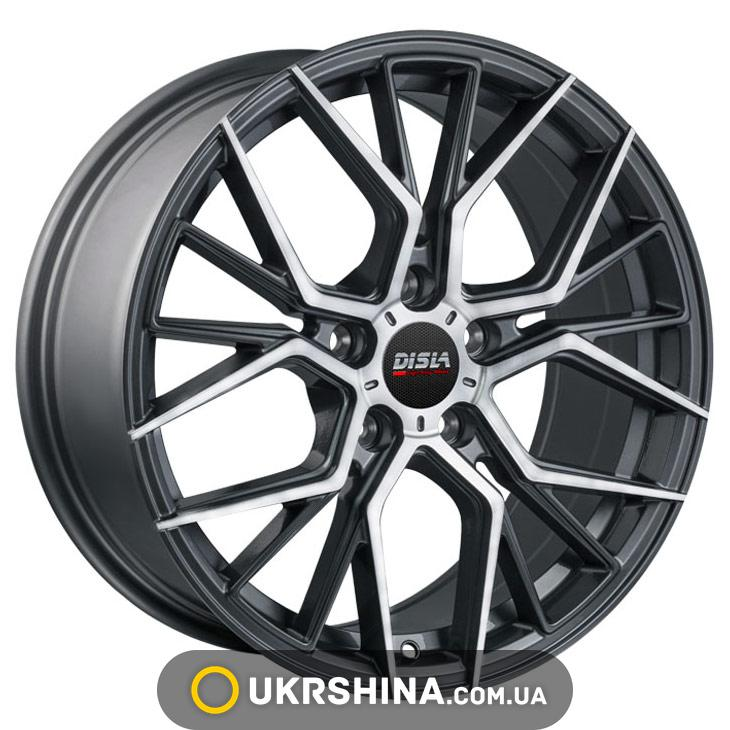 Литые диски Disla Crystal 727 W7.5 R17 PCD5x108 ET45 DIA63.4 GMD