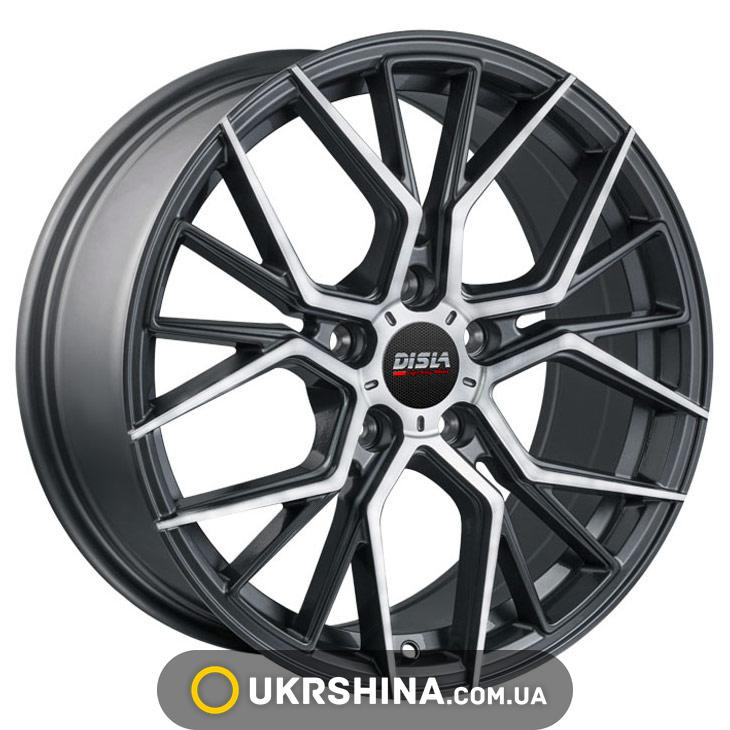 Литые диски Disla Crystal 827 W8 R18 PCD5x108 ET45 DIA63.4 GMD