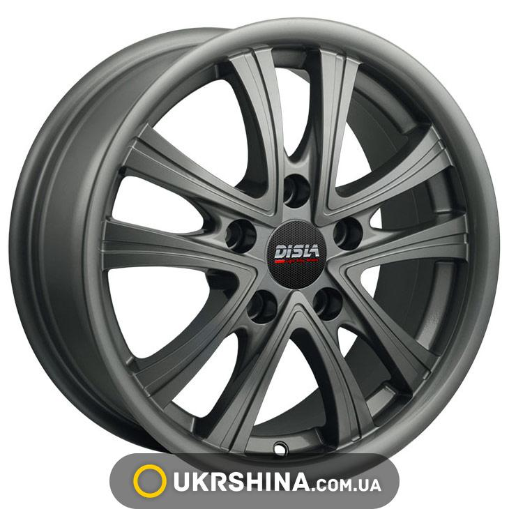 Литые диски Disla Evolution 508 W6.5 R15 PCD5x114.3 ET35 DIA67.1 GM