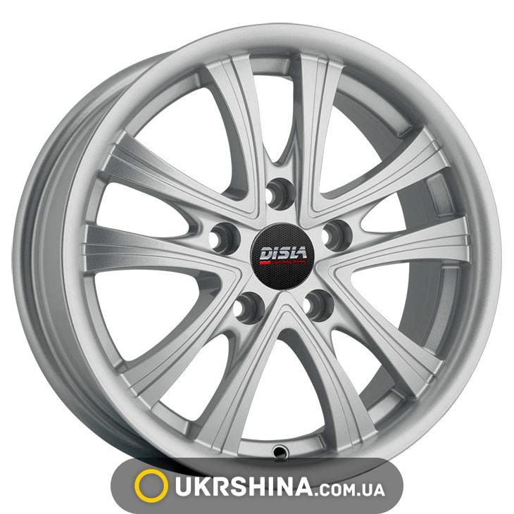 Литые диски Disla Evolution 508 W6.5 R15 PCD5x114.3 ET35 DIA67.1 SD