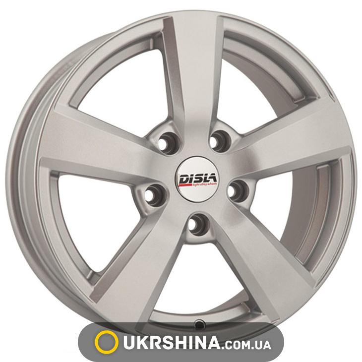 Литые диски Disla Formula 503 W6.5 R15 PCD5x100 ET35 DIA57.1 S
