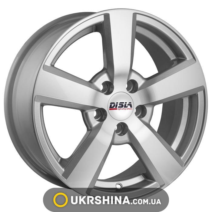 Литые диски Disla Formula 603 W7 R16 PCD5x120 ET38 DIA65.1 SD