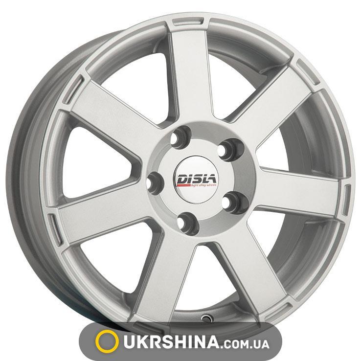 Литые диски Disla Hornet 501 W6.5 R15 PCD5x112 ET35 DIA57.1 S