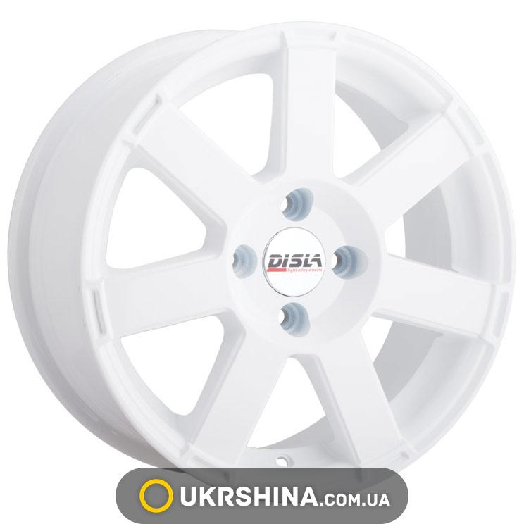 Литые диски Disla Hornet 601 W7 R16 PCD4x108 ET20 DIA65.1 W