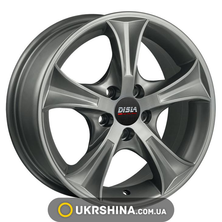 Литые диски Disla Luxury 506 W6.5 R15 PCD5x114.3 ET35 DIA67.1 GM