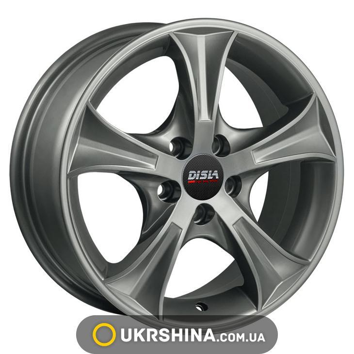 Литые диски Disla Luxury 506 W6.5 R15 PCD5x100 ET35 DIA57.1 GM