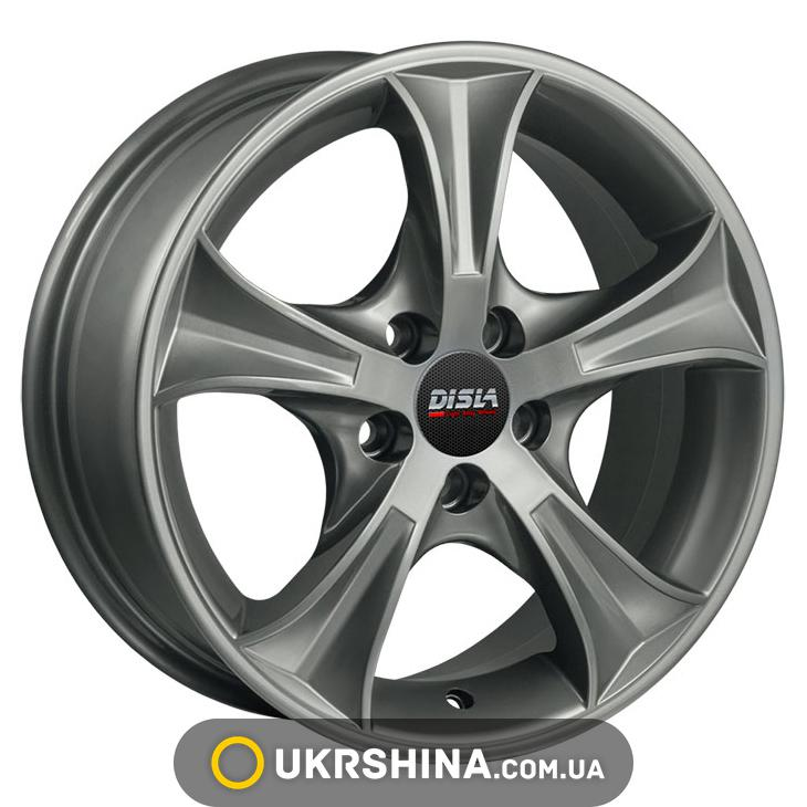 Литые диски Disla Luxury 606 W7 R16 PCD5x108 ET38 DIA67.1 GM