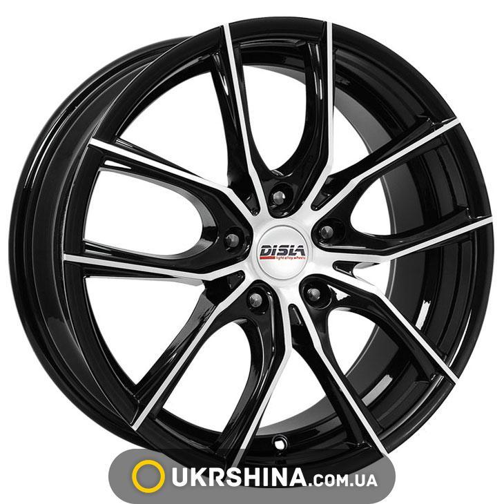 Литые диски Disla Spider 525 W6.5 R15 PCD5x112 ET42 DIA57.1 BD