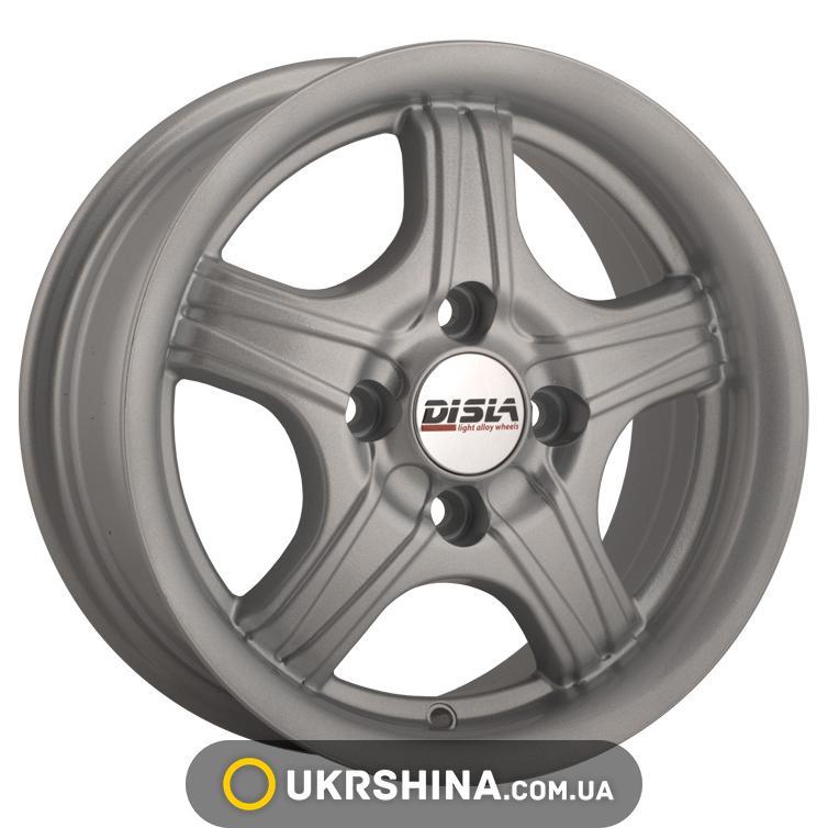 Литые диски Disla Star 311 W5.5 R13 PCD4x100 ET30 DIA67.1 S