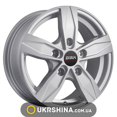 Литые диски Disla Vanline 5 528 W6.5 R15 PCD5x130 ET60 DIA84.1 S