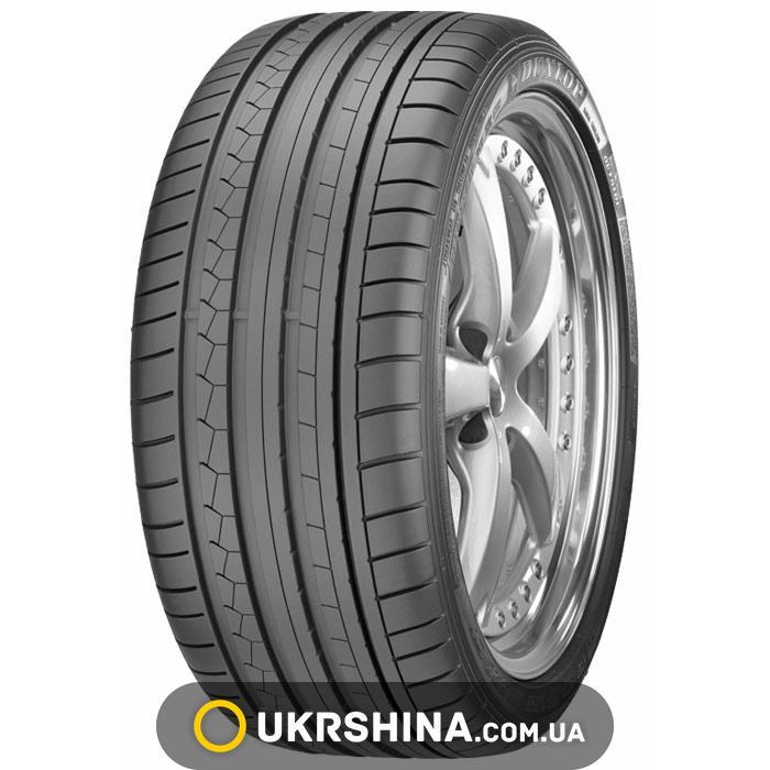 Летние шины Dunlop SP Sport MAXX GT 245/35 ZR20 95Y XL DSST *