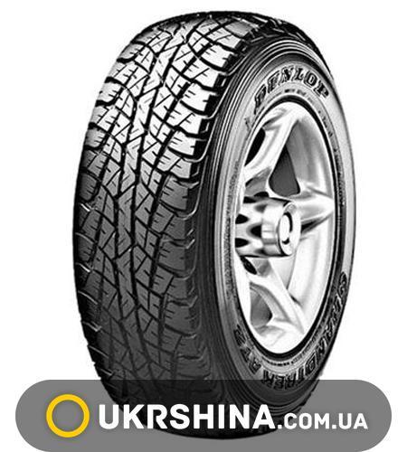 Всесезонные шины Dunlop GrandTrek AT2 275/55 R19 111H MO