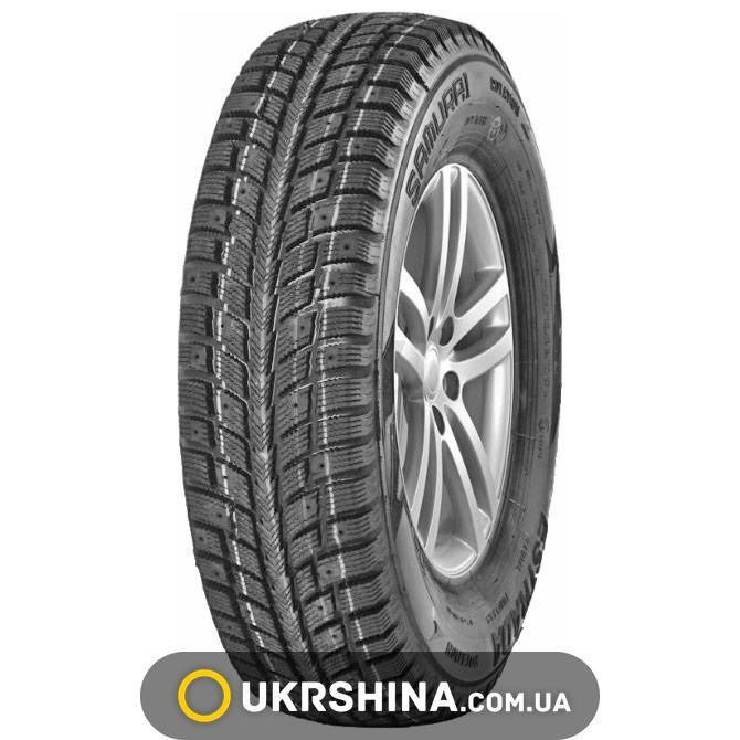 Зимние шины Estrada Samurai 195/65 R15 91T (под шип)