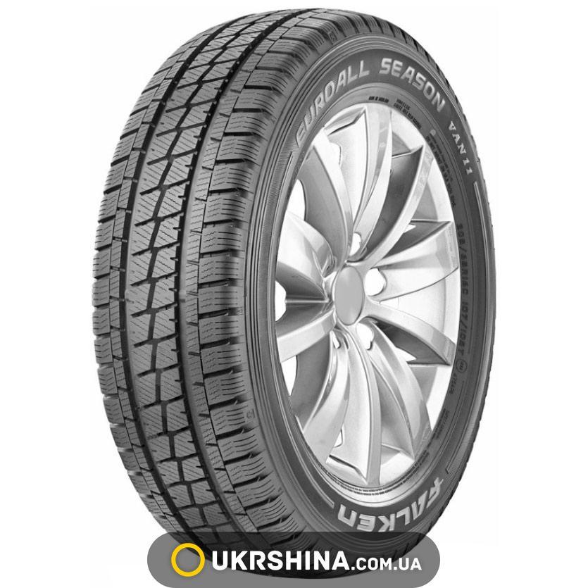 Всесезонные шины Falken EuroAll Season Van11 215/75 R16C 116/114R