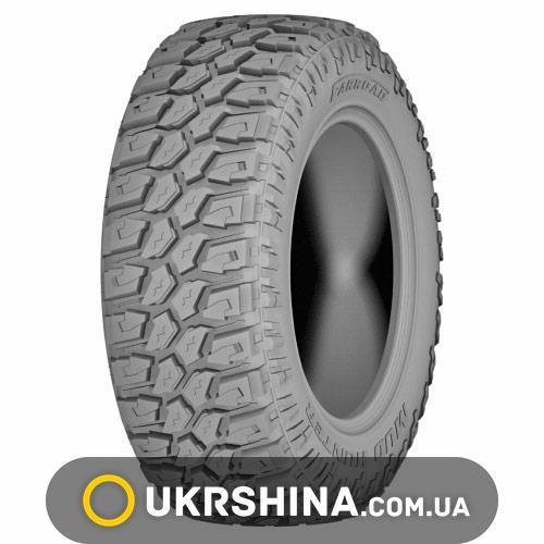 Всесезонные шины Farroad Mud Hunter 265/70 R17 121/118Q
