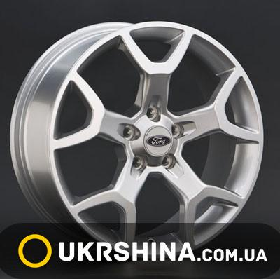 Литые диски Replay Ford (FD28) W7.5 R17 PCD5x108 ET52.5 DIA63.3 GM