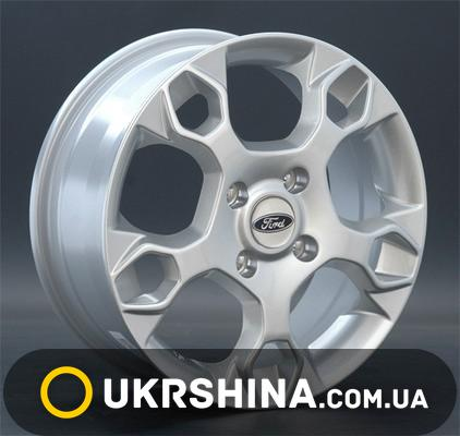 Литые диски Replay Ford (FD29) W5.5 R14 PCD4x108 ET37.5 DIA63.3 white
