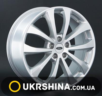 Литые диски Replay Ford (FD31) W7.5 R18 PCD5x108 ET52.5 DIA63.3 silver
