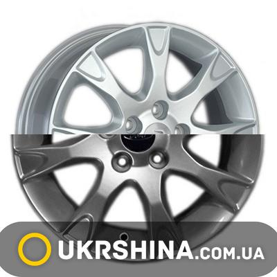 Литые диски Replay Ford (FD51) W6.5 R16 PCD5x108 ET50 DIA63.3 silver
