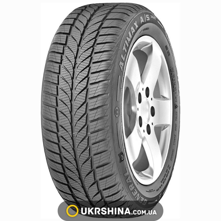 Всесезонные шины General Tire Altimax A/S 365 165/70 R14 81T