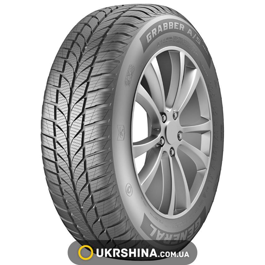 Всесезонные шины General Tire GRABBER A/S 365 225/65 R17 102V FR