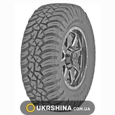 Всесезонные шины General Tire Grabber X3 M/T