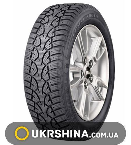 Зимние шины General Tire Altimax Arctic 215/65 R16 98Q (под шип)