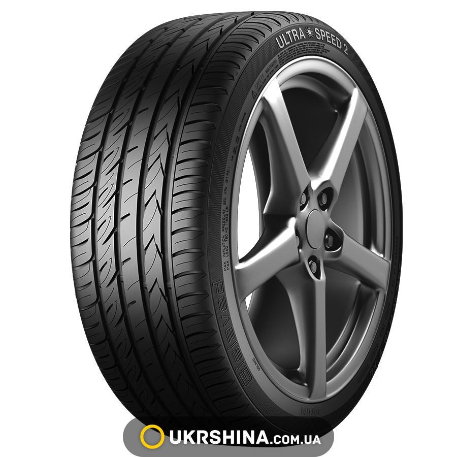 Летние шины Gislaved Ultra Speed 2 215/55 R18 99V XL FR