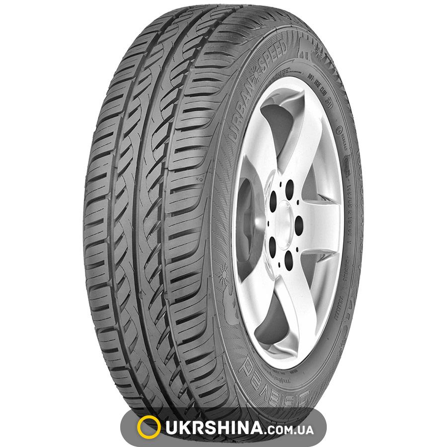 Летние шины Gislaved Urban Speed 185/65 R14 86T