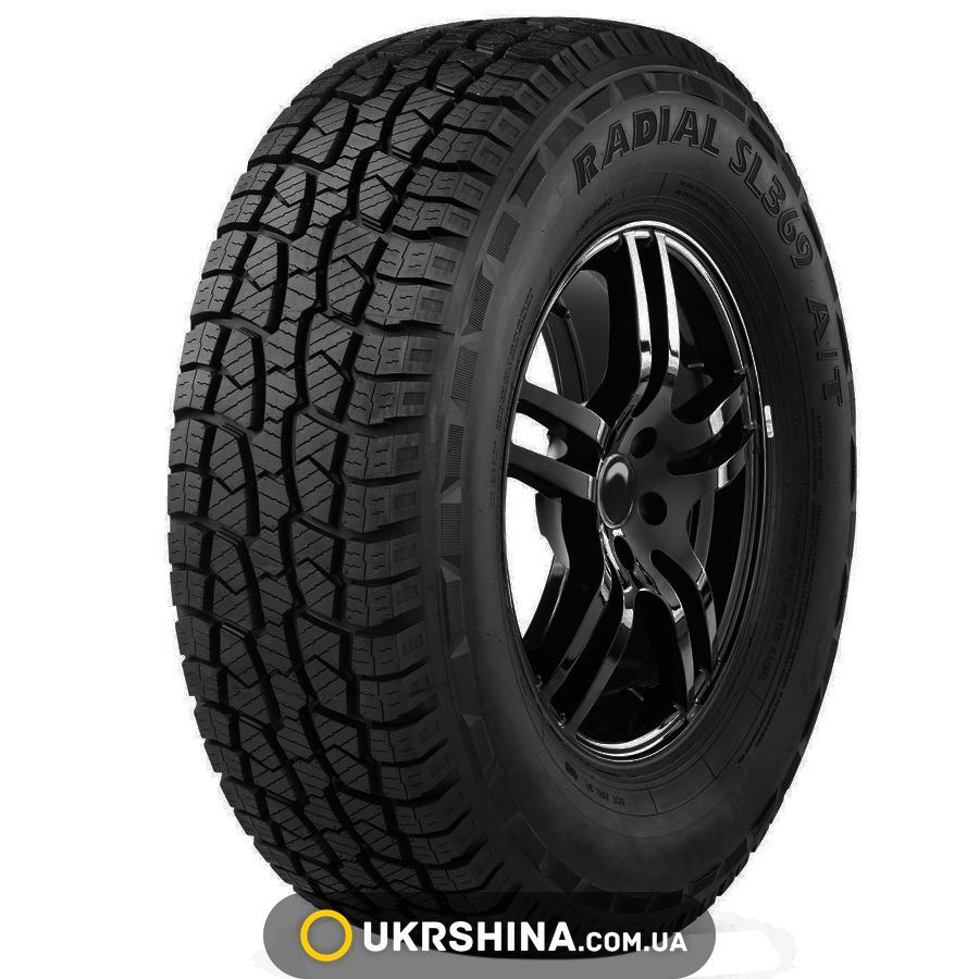 Всесезонные шины Goodride RADIAL SL369 A/T 225/70 R15 100T