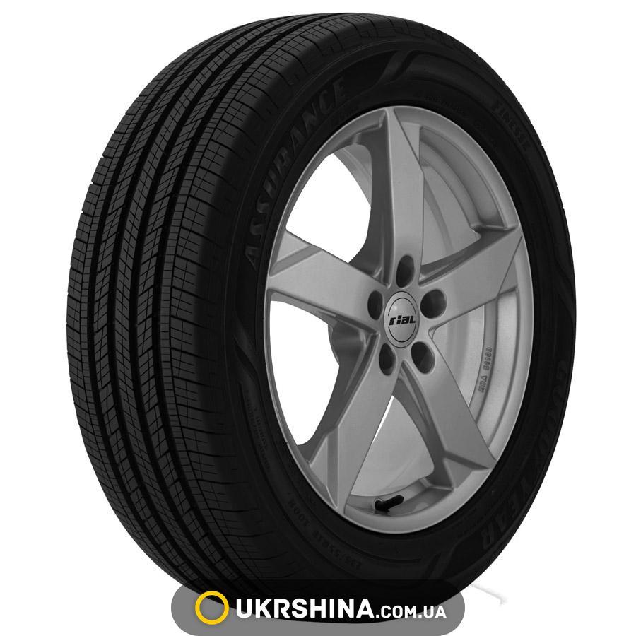 Всесезонные шины Goodyear Assurance Finesse 255/50 R20 104T