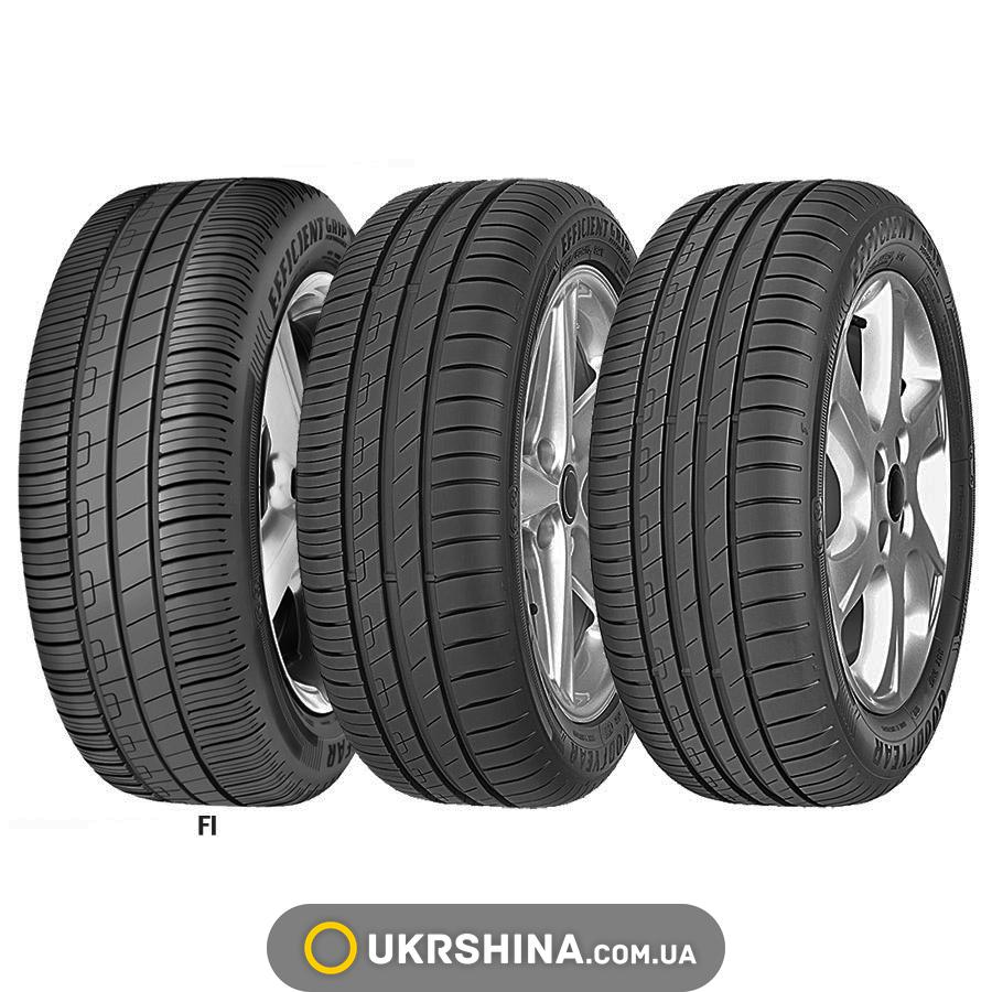 Летние шины Goodyear EfficientGrip Performance 245/40 ZR18 97W XL