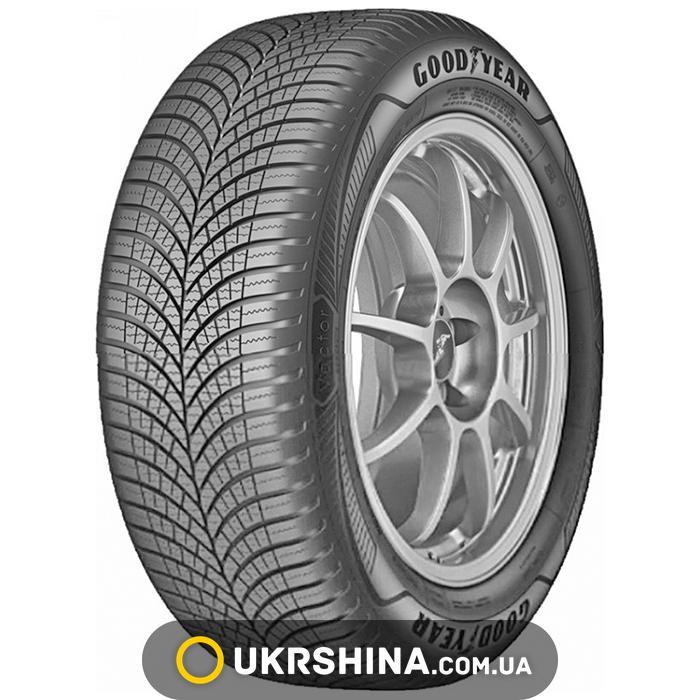 Всесезонные шины Goodyear Vector 4 Seasons Gen-3 255/45 R19 100W
