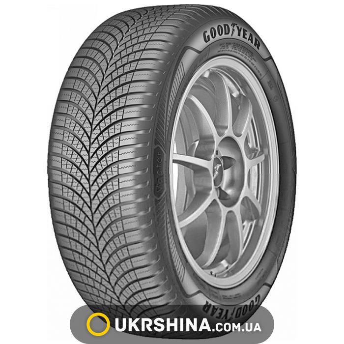 Всесезонные шины Goodyear Vector 4 Seasons Gen-3 215/45 R17 91W XL