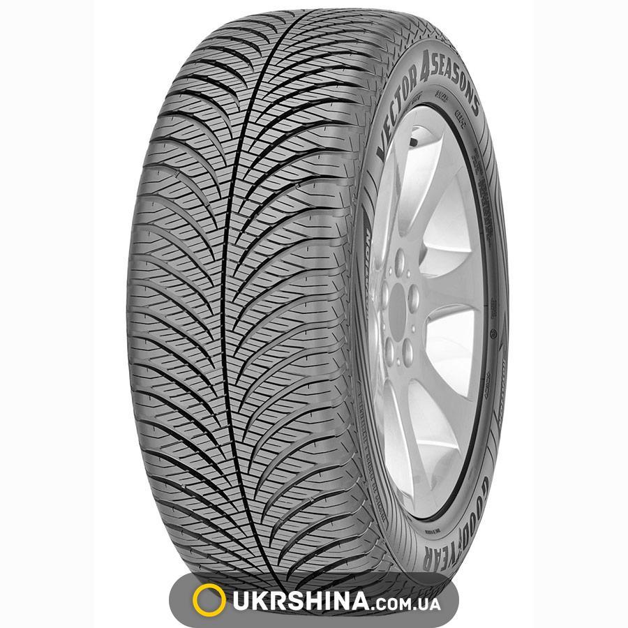 Всесезонные шины Goodyear Vector 4 Seasons SUV Gen-2 225/65 R17 102H