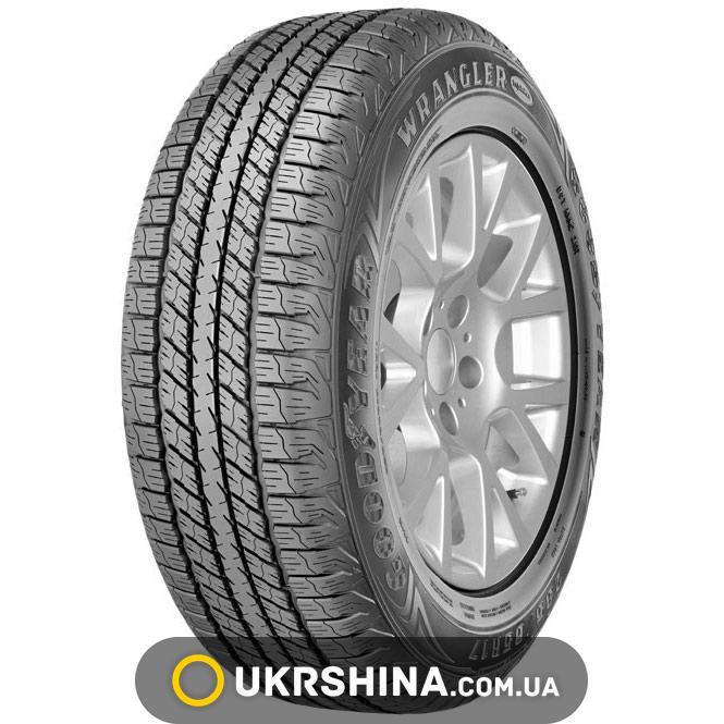 Всесезонные шины Goodyear Wrangler Triplemax 235/55 R18 104V XL FP
