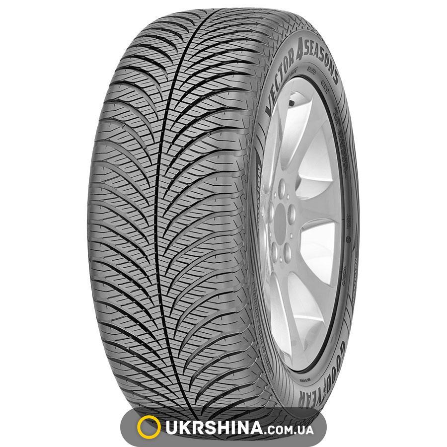 Всесезонные шины Goodyear Vector 4 Seasons Gen-2 225/55 R17 101W XL