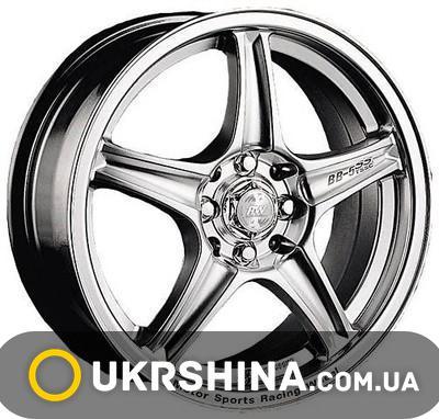 Литые диски Racing Wheels H-126 HS W6 R14 PCD4x98 ET38 DIA58.6